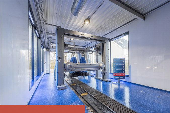 carwash renovatie van vught