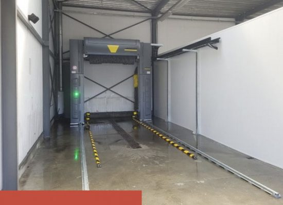 renovatie werkruimte mercedes