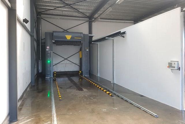 Renovatie Werkplaats Mercedes