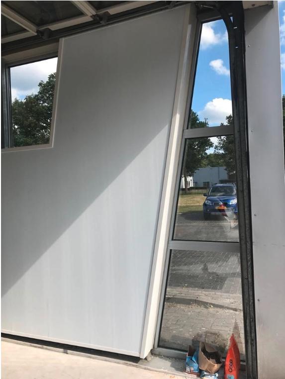 Renovatie wasstraat Autowascentrum Bleeker in Twente 02