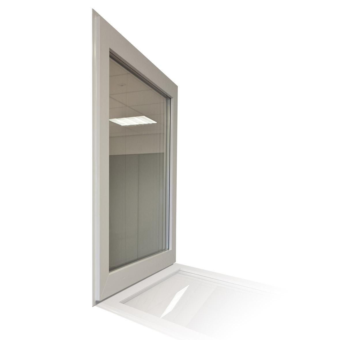 Cleanpanel kunststof ramen