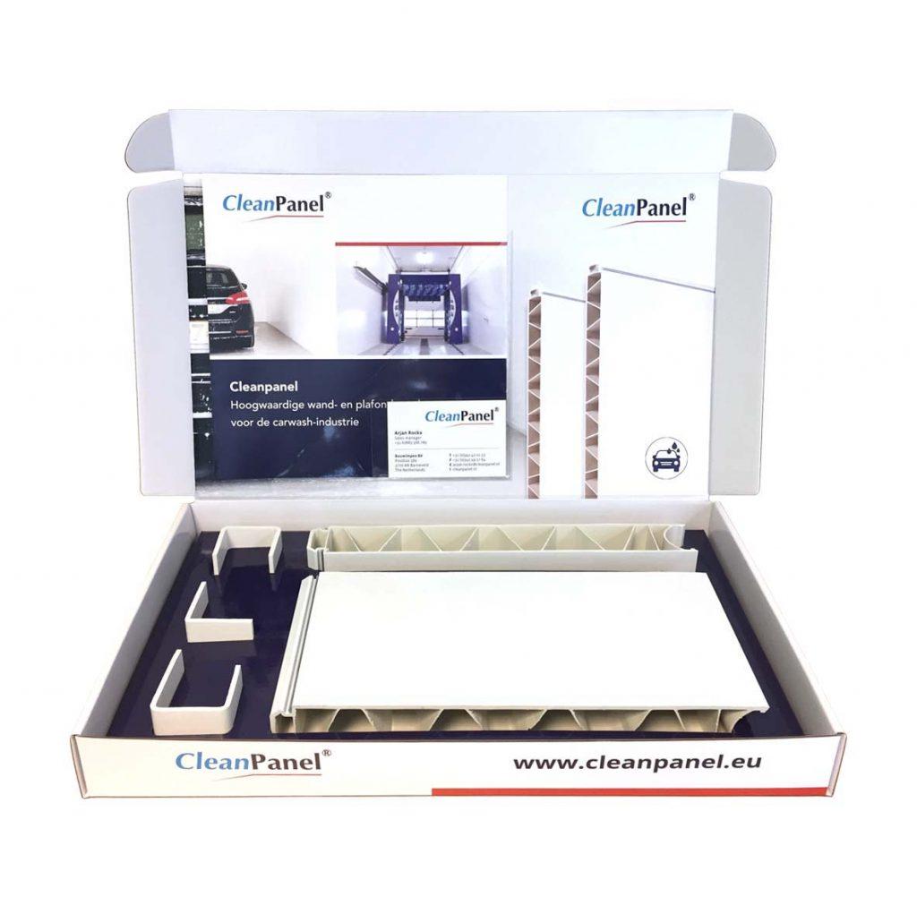 Cleanpanel Sample Pakket