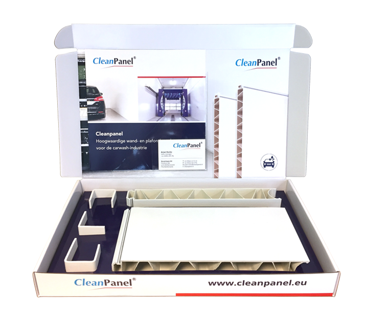 Cleanpanel Sample Pakket